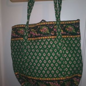 Vera Bradley Carry All Bag
